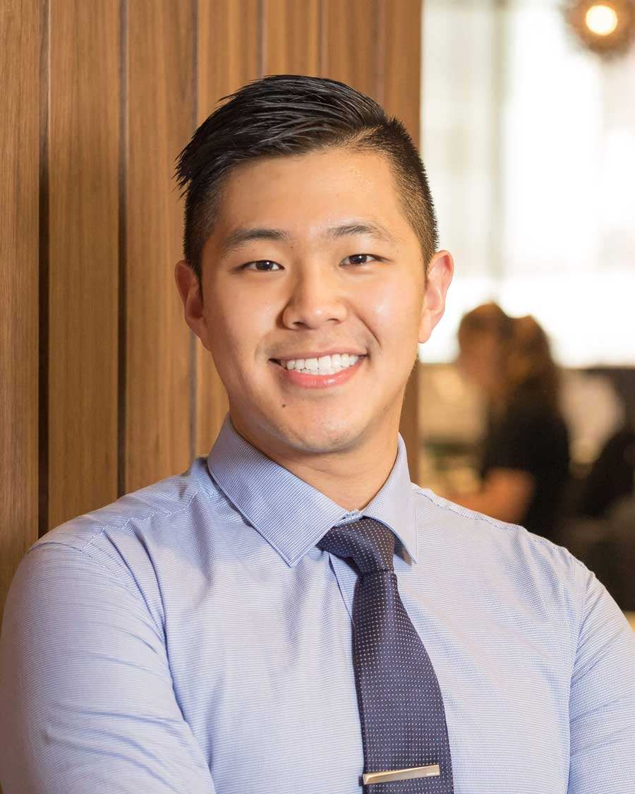 Daniel Zhang Aria Dental