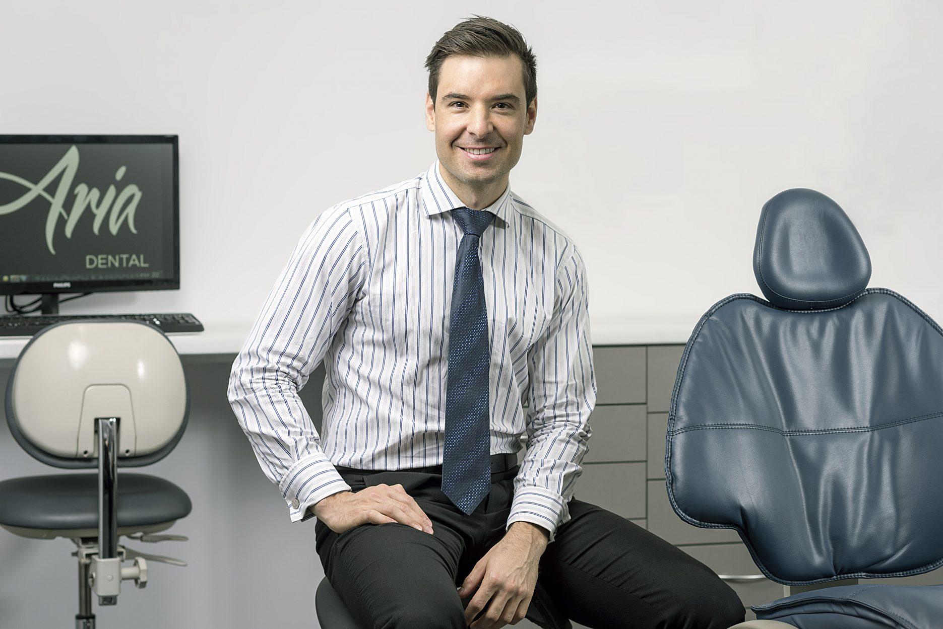 Specialist Prosthodontist Dr Michael Zaninovich