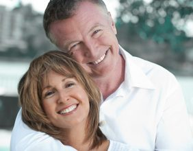 Dental Implants Perth Couple